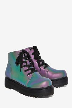 340c4dedd5e2 YRU Slayr Glow in the Dark Boot - Shoes