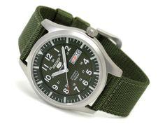 RELOJ Seiko 5 Sports Men Automatic 100m Watch SNZG09K1 | eBay