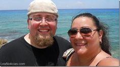 Pareja decide cambiar su vida y pierden casi 130 Kg entre los dos (Wow, increíble) - http://www.leanoticias.com/2014/07/14/pareja-decide-cambiar-su-vida-y-pierden-casi-130-kg-entre-los-dos-wow-increible/