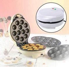 Cupcake Cakepop Maker #1