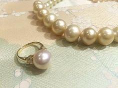 金色系白蝶珍珠 絕對高貴感 絕對優雅 - WATATSUMI 帶給您值得投資 優質珍珠
