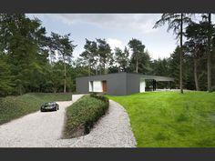Villa Veth exterior (via @123DV.nl - Architects)