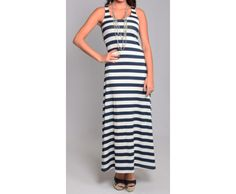 Striped Dress only $20!