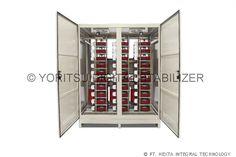 Stabilizer Yoritsu 1000 KVA, Project Cibitung   http:// hexta.co.id, email : sales@hexta.co.id, Telp : (021) 2925-5900, 2925-5905 (Huntings)