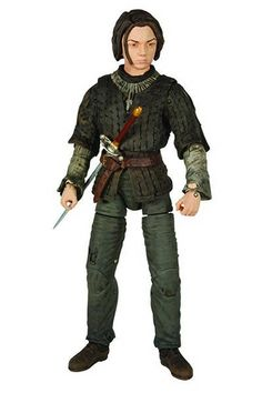 Game of Thrones Legacy Collection Action Figure Series 2 Arya Stark - The Movie Store Funko Game Of Thrones, Game Of Thrones Arya, Game Of Thrones Series, Arya Stark, Jamie Lannister And Brienne, Stark Girls, Game Of Thrones Collectibles, Game Of Thrones Pictures, Hit Games