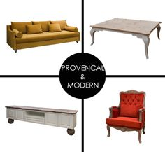 living room oturma odası  modern ve provencal evler...