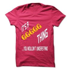 SPECIAL its a GGGGG thing you wouldnt undetstand 2015 d - #tshirt decorating #sweater for men. WANT IT => https://www.sunfrog.com/Names/SPECIAL-its-a-GGGGG-thing-you-wouldnt-undetstand-2015-design-.html?68278