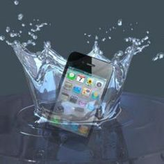 Dropped iPhone in Water? Don't Panic!