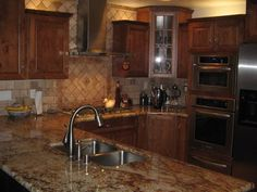Ranch Style Home Kitchens | kitcen remodel in a 1970's ranch style home in oakley