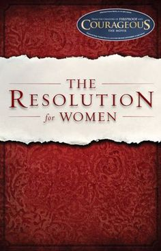 The Resolution for Women is a good read every women should read it. Awesome encouraging book, Priscilla keeps it real! loved it...