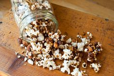 Gingerbread Popcorn by Ree Drummond / The Pioneer Woman