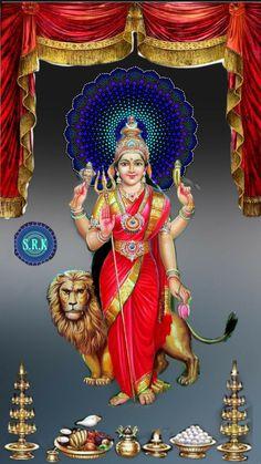 Shiva Shakti, Durga Maa, Durga Goddess, Kali Hindu, Ambe Maa, Vaishno Devi, Lord Hanuman Wallpapers, Durga Images, Angels And Demons