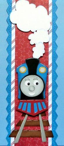 Train Border by Alen Robison                                                  ---(CUTE IDEA)---