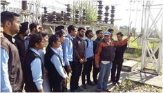 awi Engineering College conducts Industrial visit Tawi Technical Campus Shahpur Kandi Pathankot organized an industrial visit to the Substation (66 Kv) Hatlimorh Kathua. The visit was supervised by Er. Sahil Mahajan and Er. Monika Mitter of Electrical Deptt. The students of B.Tech 4th Semester and Diploma 4th & 6th Semester showed their great enthusiasm for the visit with gathering of 53 in number. The students explored the substation and its working under the guidance of Junior Engineer…