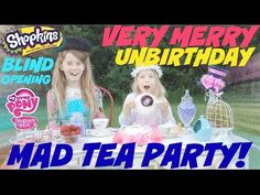 BLIND BAGS - MYSTERY SURPRISE Tea Party Shopkins 2 3, My Little Pony, PROJECT 7 Anti-Bullying GUM - YouTube