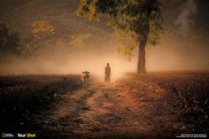 내셔널 지오그래픽의 굶주림과 희망을 보여주는 사진 10장