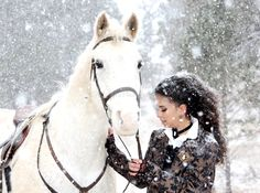 This photo shows how beautiful and dream-like the scene really was. Steampunk Horses