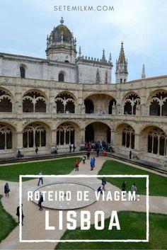 Roteiro de viagem: 4 dias em Lisboa