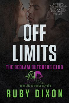 Review: Off Limits by Ruby Dixon