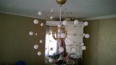 Alternative style for the maskros lamp alternative style ikea ikea hack diy sputnik light aloadofball Gallery