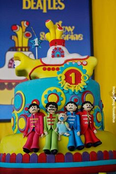 Encontrando Ideias: Festa Beatles!!