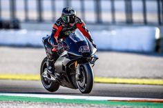 Scott Redding. Aprilia RS-GP. Valencia tests pre-season 2018 MotoGP.