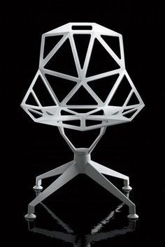 Contemporary swivel chair | by Konstantin Grcic