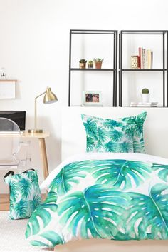 Jacqueline Maldonado Paradise Palms Bed In A Bag   DENY Designs Home Accessories