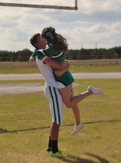 Jake & I's football/cheerleader pictures! 🙂 Jake & I's football/cheerleader pictures! Football Cheerleader Couple, Cute Couples Football, Football Couple Pictures, Cheer Couples, Football Boyfriend, Goals Football, Sports Couples, Football Cheerleaders, Cute Couple Pictures