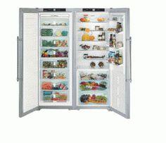 kombinovaná chladnička Liebherr SBSes 7253 od výhradního dovozce do ČR Big Houses, Bathroom Medicine Cabinet, Refrigerator, Shoe Rack, Locker Storage, Appliances, Freezers, Furniture, Home Decor