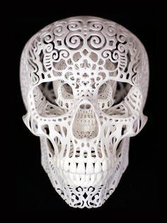 Joshua Harker:Crania Anatomica Filigre
