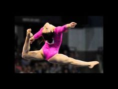 The Sport Of Gymnastics Is All About Talent And There Is