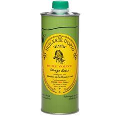Moulins de la Brague olive oil.