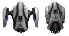 The Antigravity pack is a propulsion equipment used by Elite Rangers and the Heretics to maneuver in any conditions between zero-gravity and normal-gravity (and possibly high-gravity as well, though this has never been demonstrated). It provides excellent mobility, and in no way hinders their combat effectiveness. In combat, this equipment allows Sangheili to easily dodge enemy fire and grenades to get in close or retreat when needed. They most likely work in a fashion similar to the...