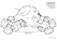 5 beroom dome home floor plans | medium_dl-4023.png