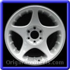 Dodge Viper 1997 Wheels & Rims Hollander #2087  #Dodge #Viper #DodgeViper #1997 #Wheels #Rims #Stock #Factory #Original #OEM #OE #Steel #Alloy #Used