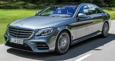 2018 Mercedes S-Class Detailed In Fresh Gallery [88 Pics]