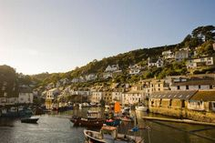 Vilarejos Ingleses Que Valem a Visita Polperro, Cornwall