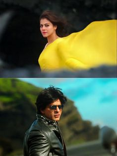 Shah Rukh Khan and Kajol - Gerua Song Dilwale Shahrukh Khan And Kajol, Shah Rukh Khan Movies, Some Beautiful Pictures, Beautiful Girl Photo, Dilwale 2015, Kajol Saree, Best Bollywood Movies, Movie Dialogues, Best Hero