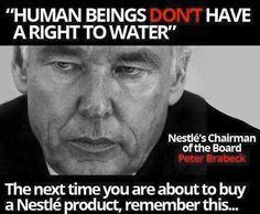 Bottled Life - Nestlé hat Wassernutzungsrechte erworben