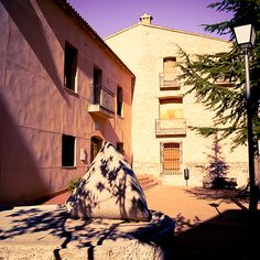 Plaza en Campell, Vall de Laguar, Marina Alta, #Alicante #spain #trekking #barrancdelinfern #senderismo #relax #descanso #rural