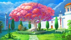 Discover the official trailer for the game Eldarya! Real Background, Castle Background, Episode Backgrounds, Anime Backgrounds Wallpapers, Fantasy Artwork, Art Studio Room, Casa Anime, Anime Gifs, Anime Places