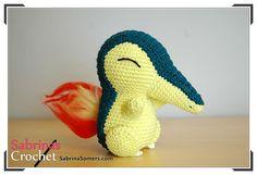 Ravelry: Cyndaquil (Pokemon) pattern by Sabrina Somers $4.40
