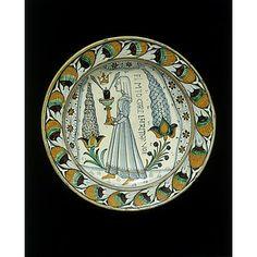 Date: 1470-1490 (made)  Place: Deruta