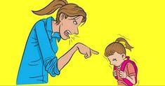 Gritar com crianças é ineficaz - Dicas Online