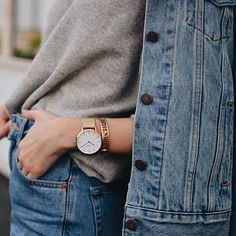 Denim: noun  Fabric that sometimes has magical properties, such as making you look seriously cool ✔️ #CLUSE