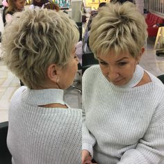 What I DON'T want Short Hair With Layers, Medium Short Hair, Short Hair Cuts For Women, Layered Hair, Medium Hair Styles, Curly Hair Styles, Feathered Hair Cut, Short Messy Haircuts, High Fashion Hair