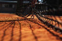 "Beautiful shot of red clay tennis court! - ""tennis"" by ~Kontrast89 on deviantART"