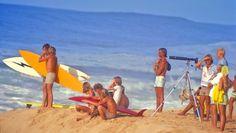 70's beach scene  Credits: Jeff Divine  #Lightningbolt #Lightningboltsurfboards