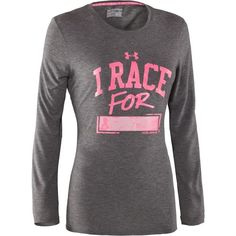 Under Armour Women's I Race For Long-Sleeve T-shirt - http://AmericasMall.com/categories/activewear.html